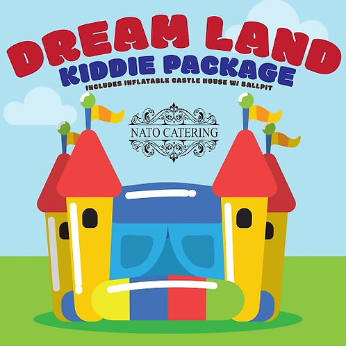 DREAMLAND KIDDIE PACKAGES