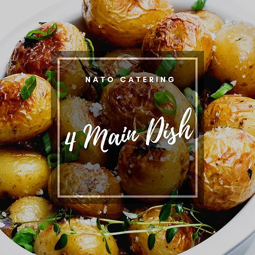 4 MAIN DISH