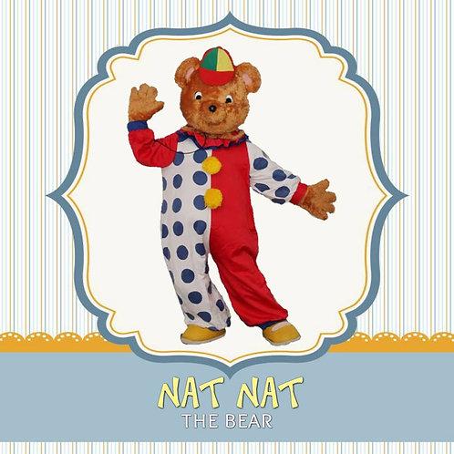 Nat Nat the bear