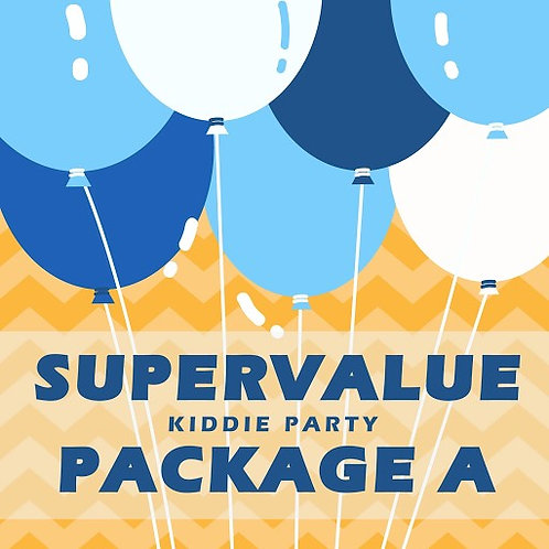 SUPER VALUE PACKAGE A (60adults/40Kids)