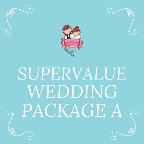 SUPER VALUE WEDDING A (100PAX)