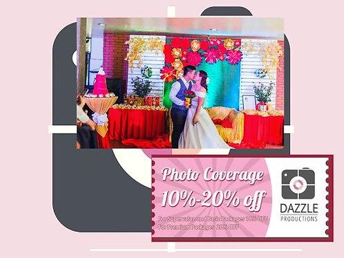 Photo Coverage- Wedding