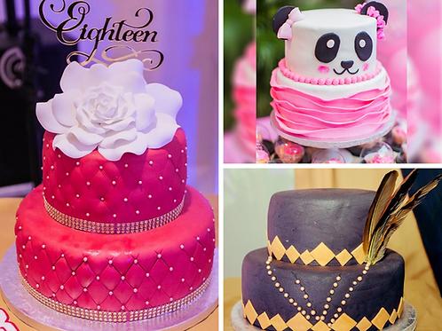Cake- 2 layer