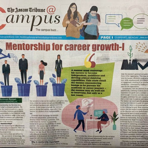 Mentorship as an Enabler for Career Growth