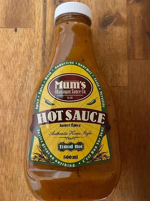 Mum's Hot Sauce - Timid Hot