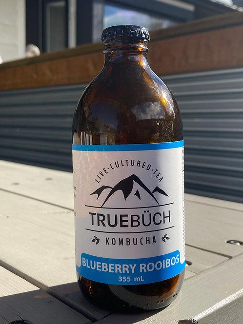 True Buch Kombucha - Blueberry Rooibos