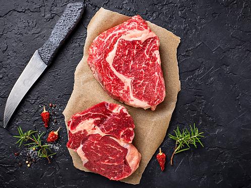 Ribeye Steaks 12oz - 2 per package