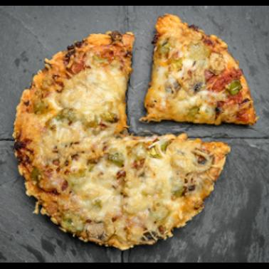 """Coco Brooks -  GF Odessa 8"""" Pizza"""