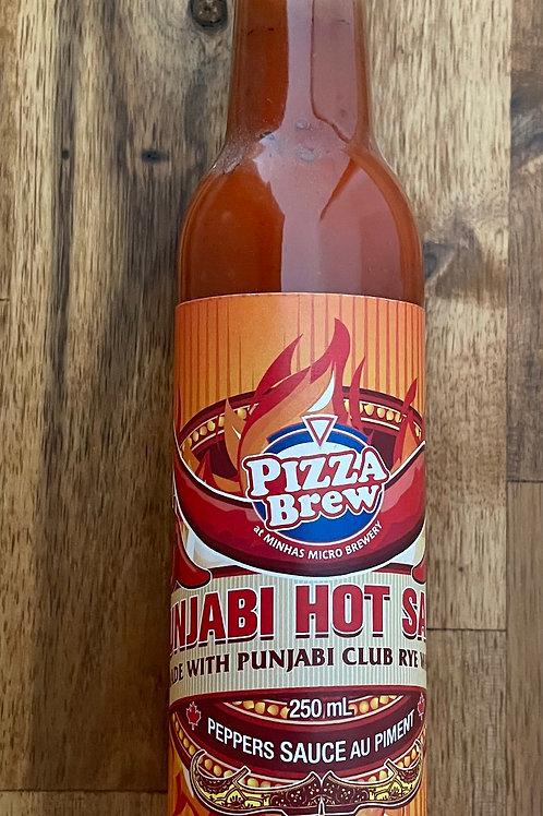 Pizza Brew Punjabi Hot Sauce