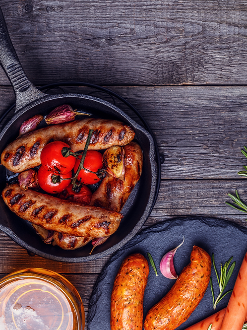 Meadow Creek Sausages - Louisiana Style Andouille Sausage