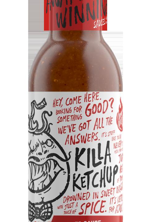 Bow Valley BBQ - Killa Ketchup