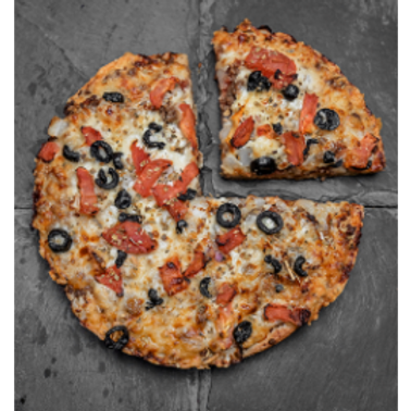 "Coco Brooks - Greek Mykonos 8"" Pizza"