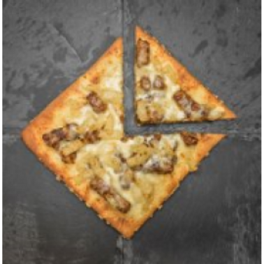 "Coco Brooks -  GF BBQ Chicken Pineapple 7"" Pizza"