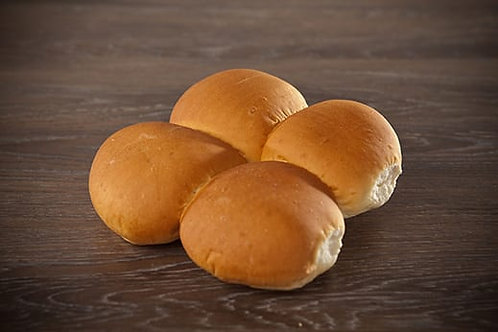 Hamburger Bun White Dough