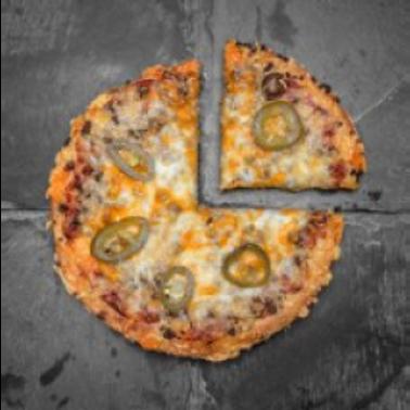 """Coco Brooks - Mexican 8"""" Pizza"""