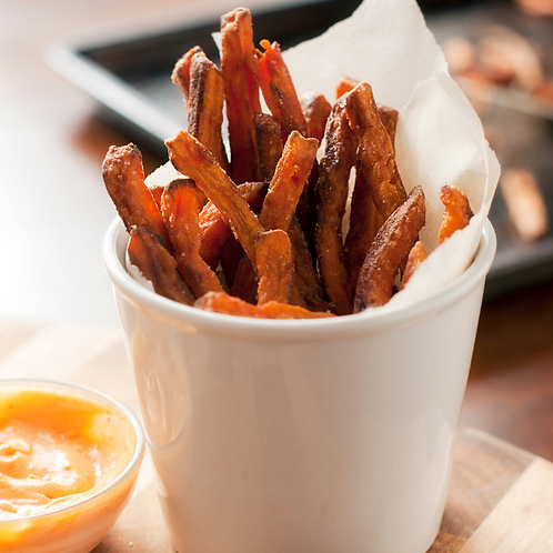 Sweet Potato Fries Slim Cut