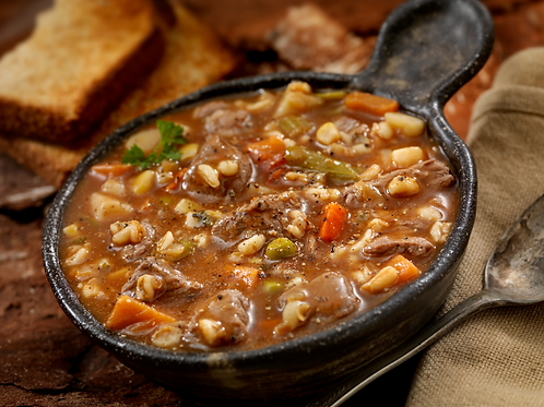 Mitchell's Soup Co. -Old Fashioned Beef & Barley Soup Mix
