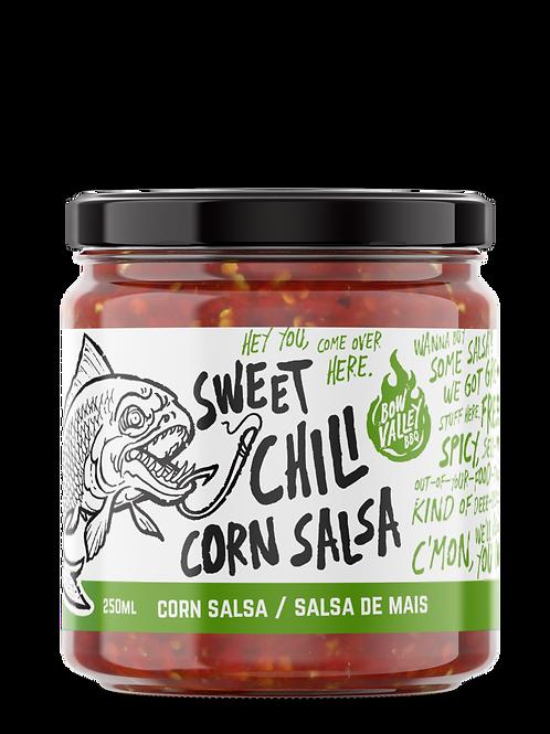 Bow Valley BBQ - Sweet Child Corn Salsa