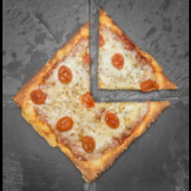 """Coco Brooks -  GF Margherita 8"""" Pizza"""