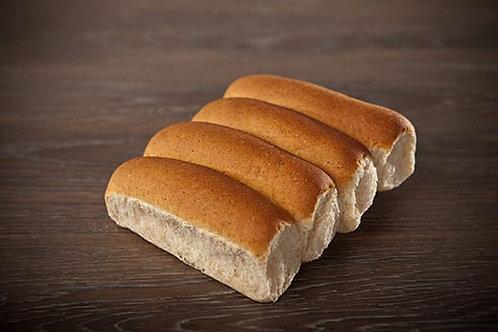 Hot Dog Bun 60% Whole Wheat Dough