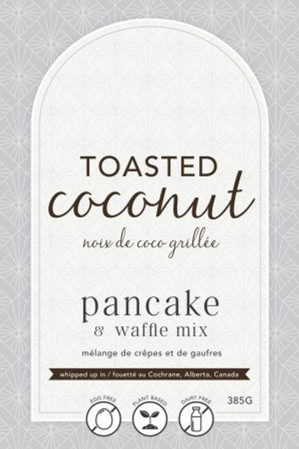 Lannie Rae Gourmet - Toasted Coconut Pancake & Waffle Mix