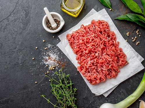 Cudlobe Angus Lean Ground Beef
