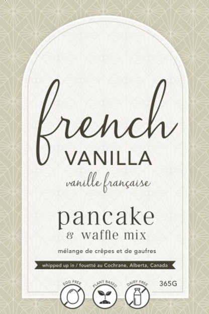 Lannie Rae Gourmet - French Vanilla  Pancake & Waffle Mix