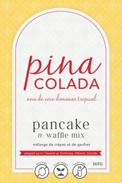 Lannie Rae Gourmet - Pina Colada Pancake & Waffle Mix