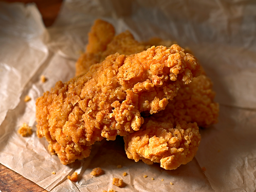 Crunchy Chicken Finger Fillets