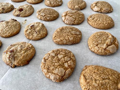 Coco Brooks Variety Pack Cookies