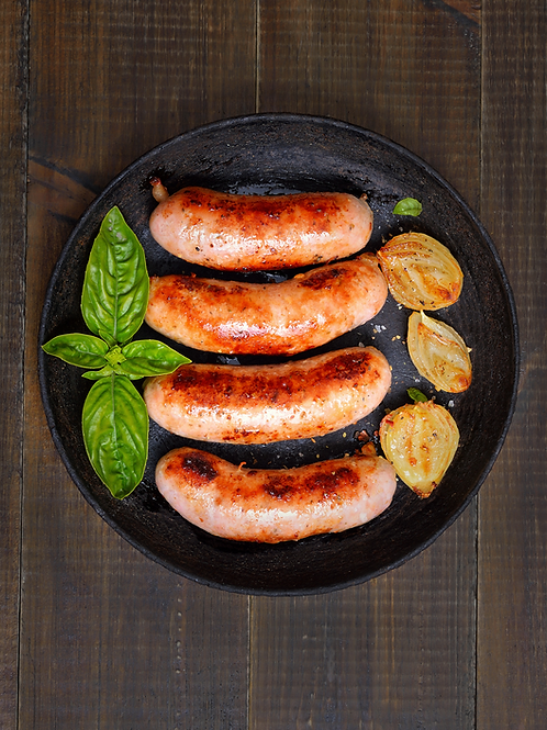 Meadow Creek Sausages - Turkey Cranberry Sausage