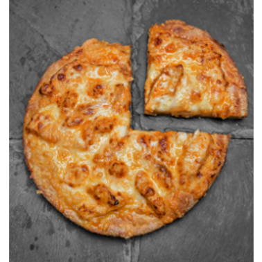"Coco Brooks - Buffalo Ranch 8"" Pizza"