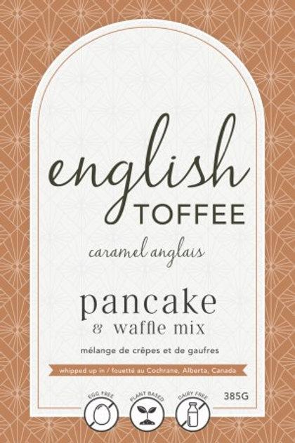 Lannie Rae Gourmet - English Toffee Pancake & Waffle Mix