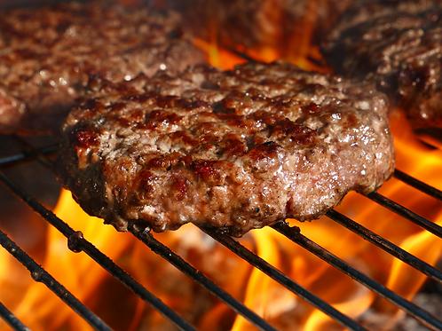 Barbecue Season Has Begun Special! 20-8oz Bruss Chopped Steak Burgers