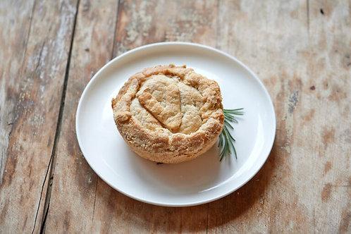 "Cauliflower & Cheddar - Pie Junkie - 5"" Savoury Pie"