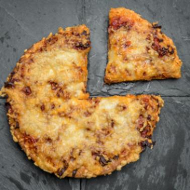 """Coco Brooks -  Pepperoni Mushroom 8"""" Pizza"""