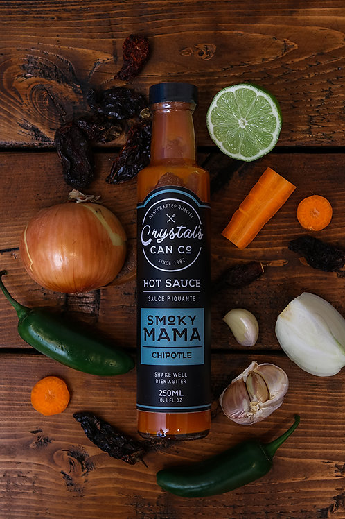 Crystal's Can Co. Smoky Mama Chipotle