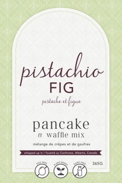 Lannie Rae Gourmet - Pistachio Fig Pancake & Waffle Mix