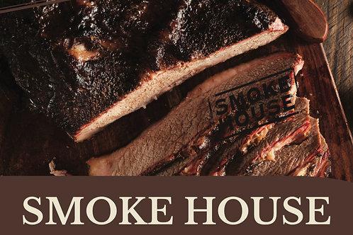 Smoke House Brisket (pre-smoked)