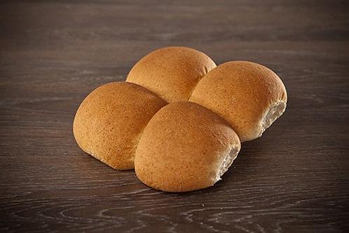 Hamburger Bun 60% Whole Wheat Dough