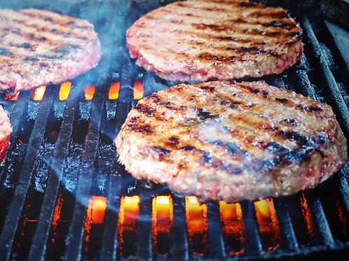 Smith's Classic Seasoned Burger , 42-5.3 oz patties