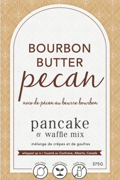 Lannie Rae Gourmet - Bourbon Butter Pecan Pancake & Waffle Mix