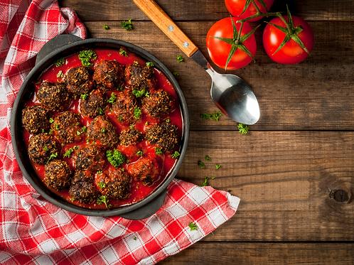 Rosina Italian Meatballs - 0.5oz