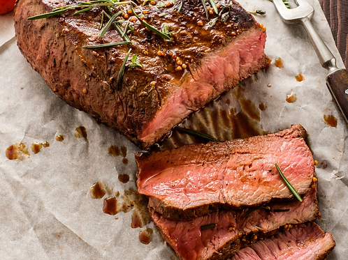 AAA Beef Striploin - $30/kg ($100 deposit, balance due before delivery)