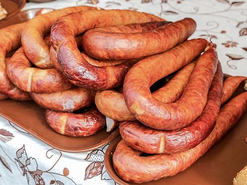 Prairie Pork Farm Metworst Sausage