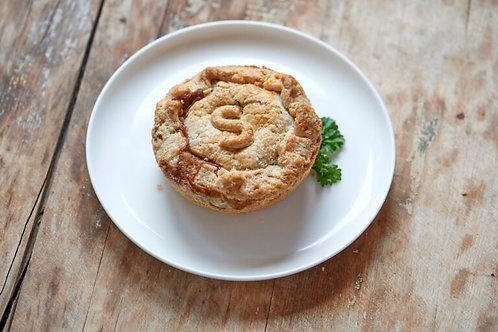 "Steak, Stout & Gruyere - Pie Junkie - 5"" Savoury Pie"