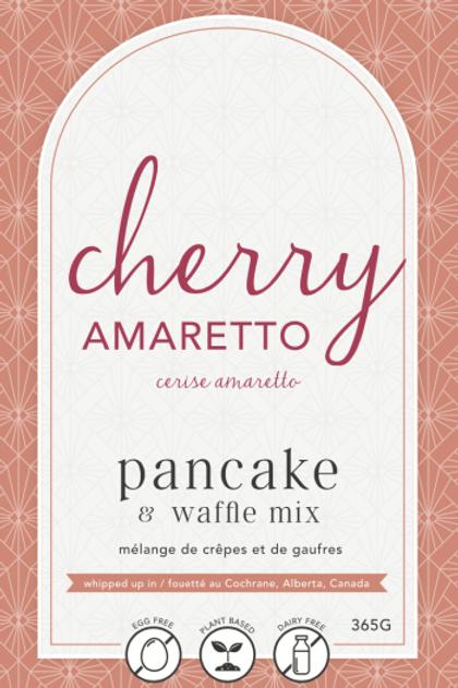 Lannie Rae Gourmet - Cherry Amaretto  Pancake & Waffle Mix