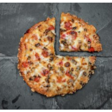 """Coco Brooks -Ranch Chicken 8"""" Pizza"""