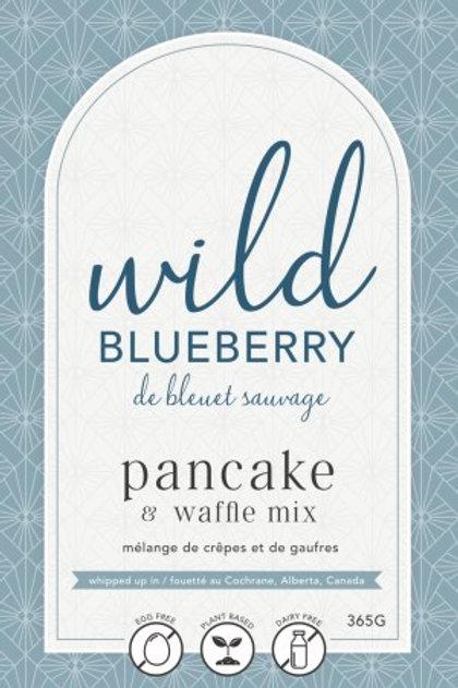 Lannie Rae Gourmet - Wild Blueberry Pancake & Waffle Mix