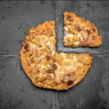 "Coco Brooks - Ala Mo Wana 8"" Pizza"